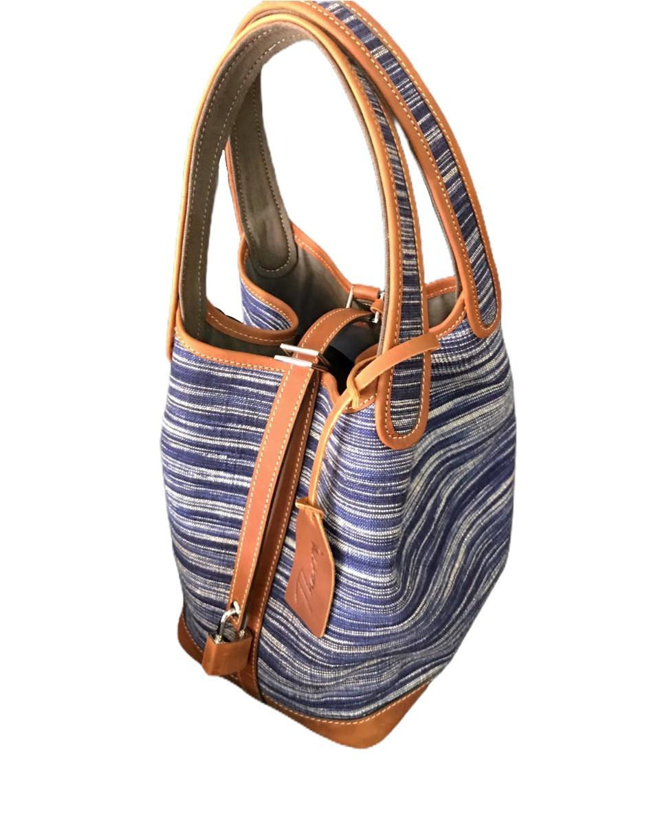 Sainahm handbag Blue
