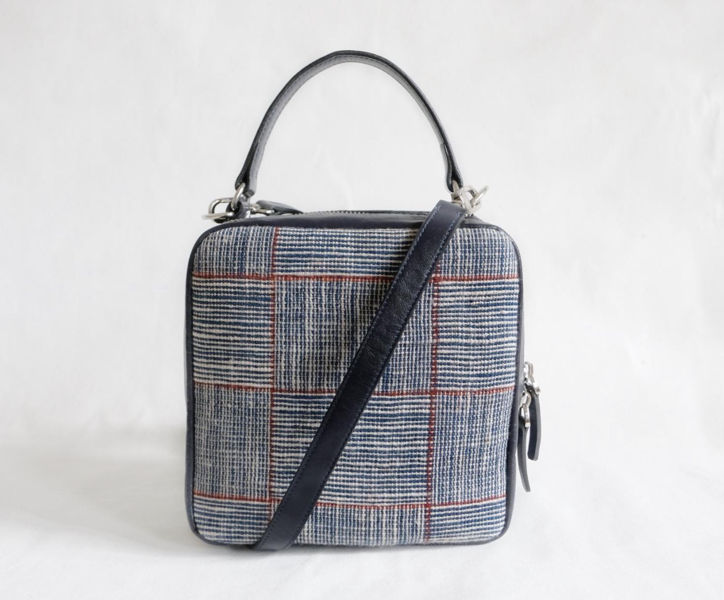 Box Blue limited  bag BG-128