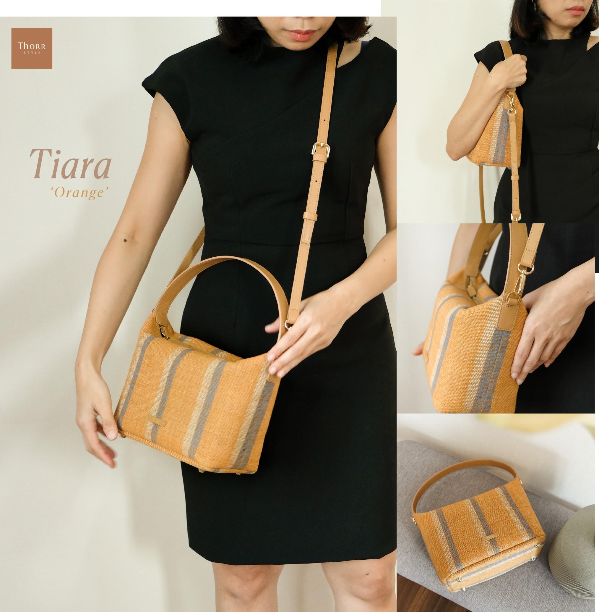 Tiara Orange bag BG-139