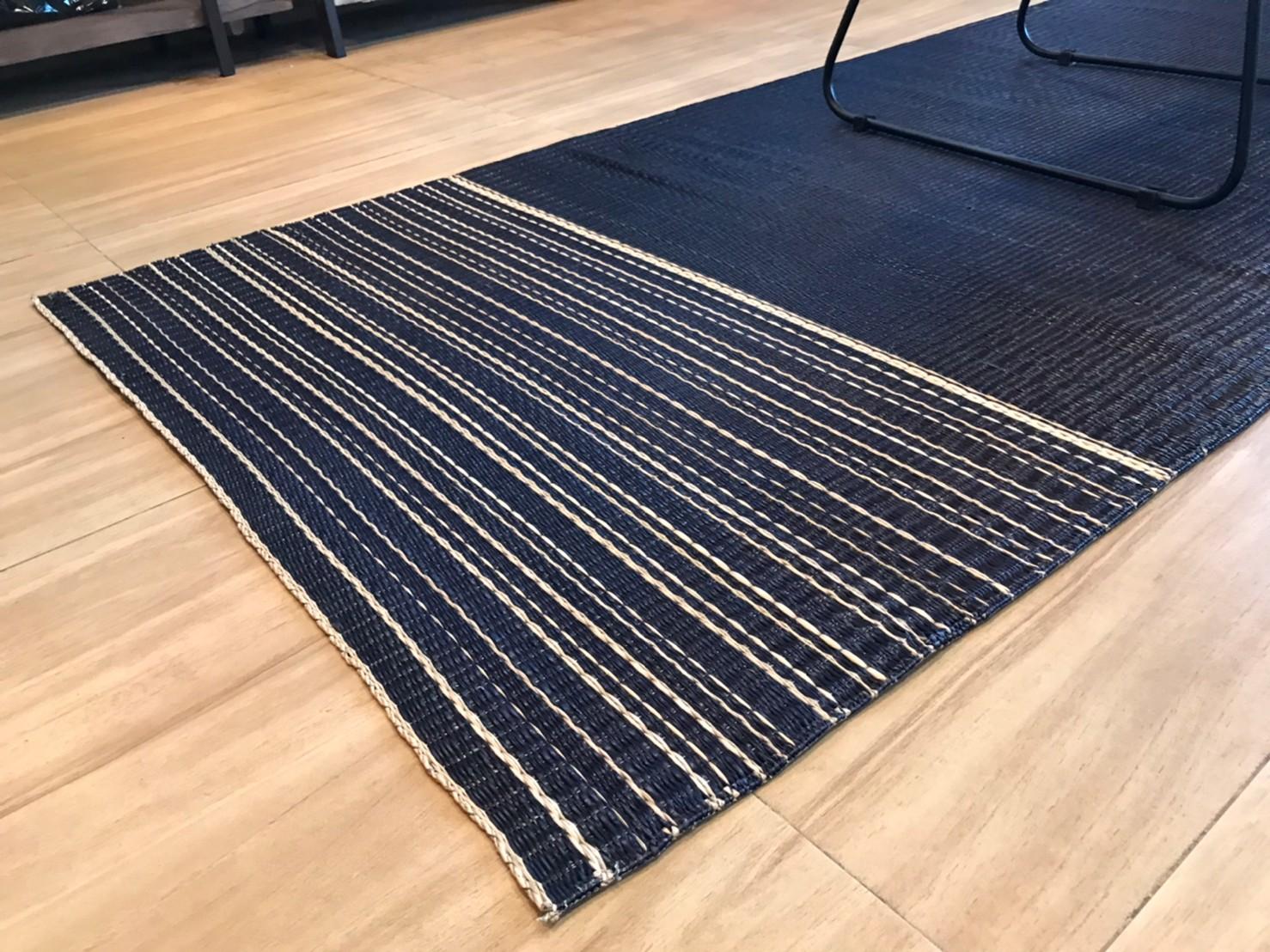 Saifon mat Black
