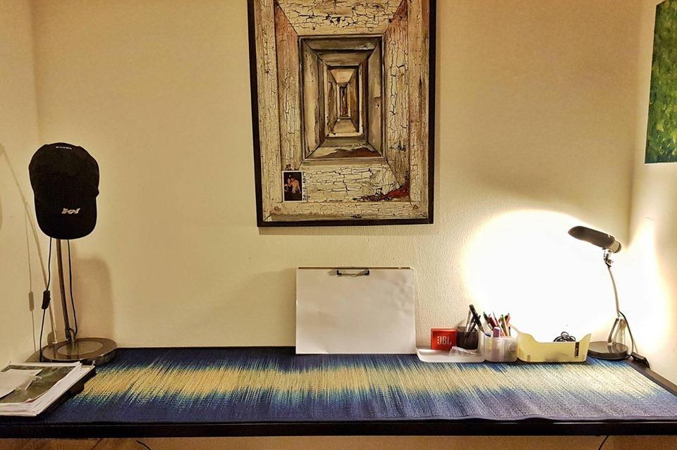 'Blended' เสื่อปูโต๊ะรับประทานอาหาร