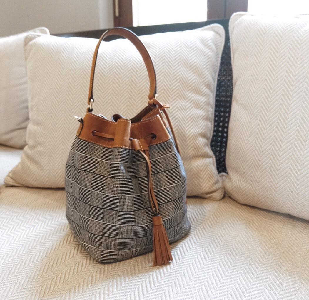 Little Mini Gingham' bag