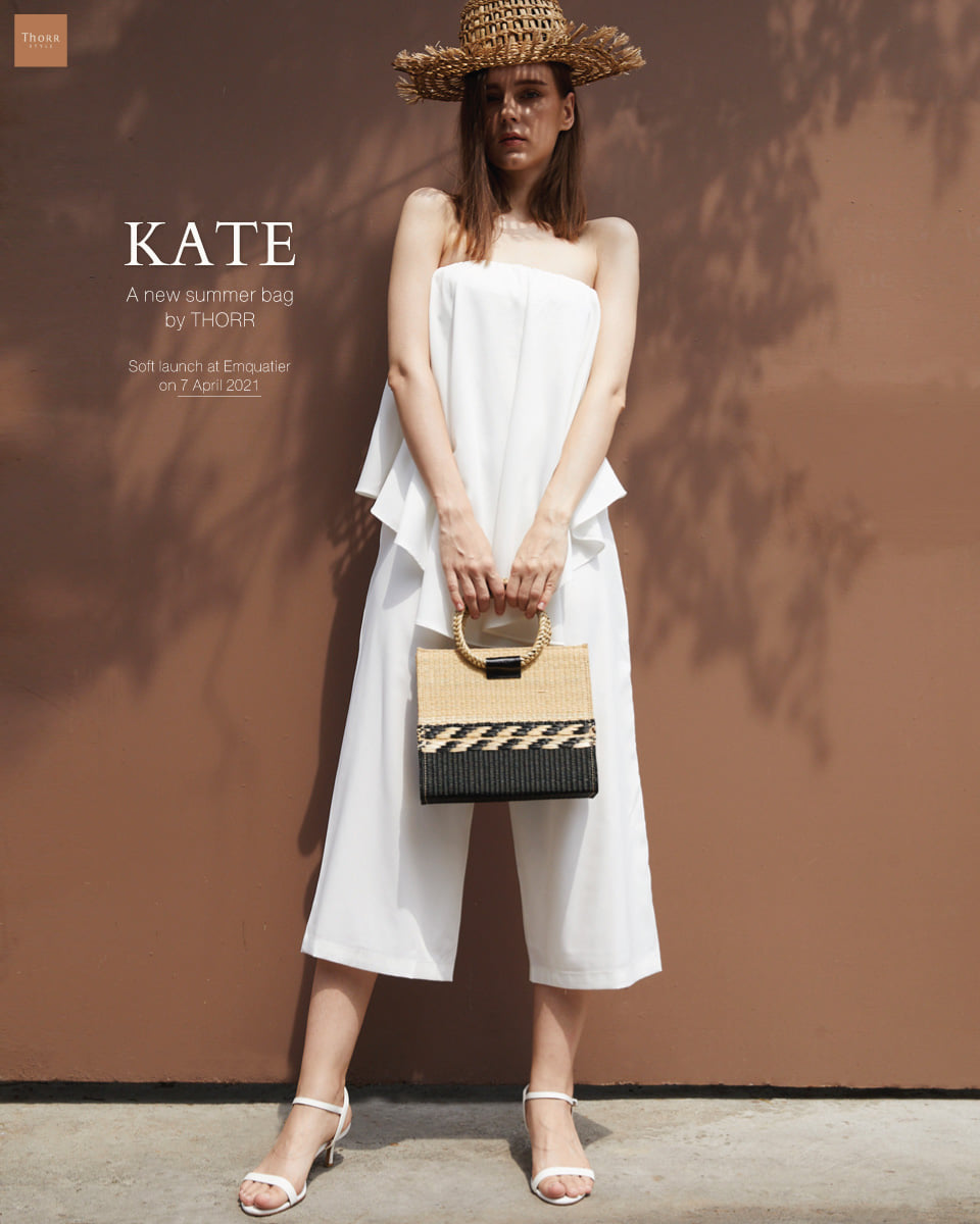 Kate bag Black Size S BG-99