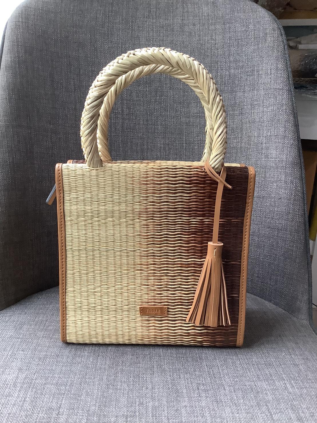 Mat Brown Bag BG-141